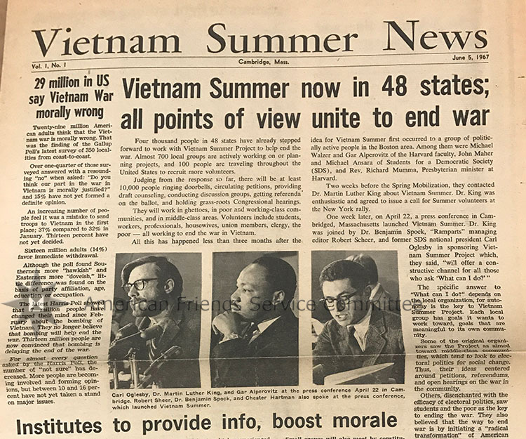 feature posting at vietnam war