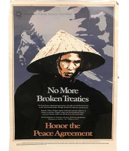 1975 peace poster
